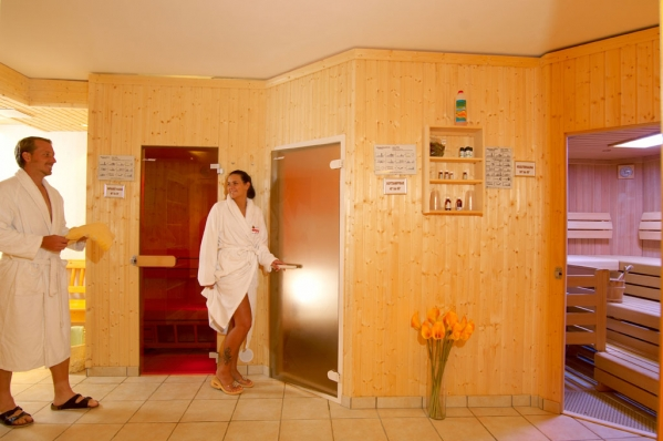 Spa in Apartment house Bergland